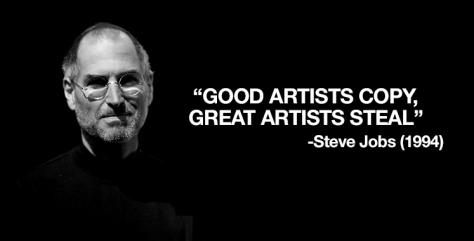 Pildiotsingu steve jobs good artists quote tulemus